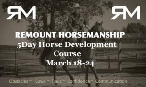 5 Day Horse Development Course @ Carolina Morning Stables | Siler City | North Carolina | United States