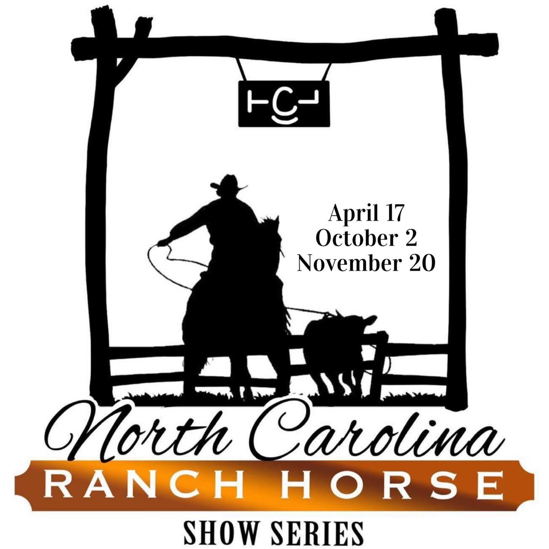 North Carolina Ranch Horse Show Series @ Cavvietta Quarter Horse & Cattle Co. | Elm City | North Carolina | United States